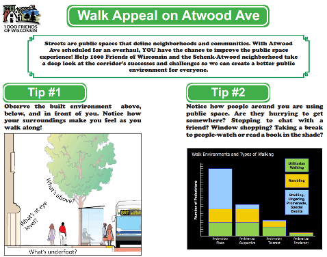 Example of Walk Appeal Scoresheet