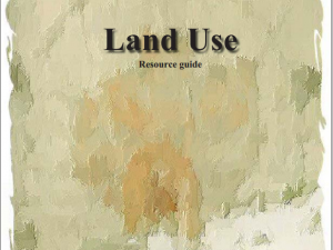 Land Use Resource Guide