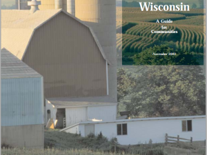 Planning for Agriculture in Wisconsin: A Guide for Communities