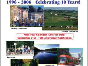 Newsletter Spring 2006: 1996 – 2006 Celebrating 10 Years!