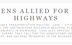Involvement in Local Highway Projects – How to Get Started