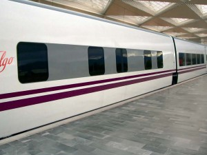 Temporary Halt to Passenger Rail