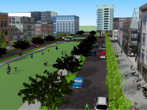 From Parking Lot to Great Neighborhood: an Urban Redevelopment Opportunity