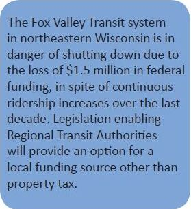 reasons 8.4 #8 of 10 Reasons WISDOT Budget Needs to Change