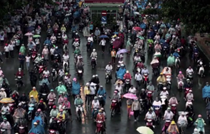 The Human Scale –  a visually stunning film about urban planning screens October 30, 7pm