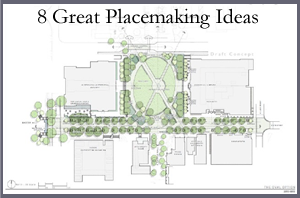 eight place Placemaking in Wisconsin