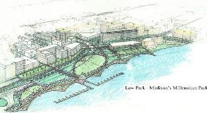 Could Madison create its own Millennium Park?