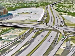 Stadium Interchange, I-94 rebuild to cost $825 million to $1.2 billion