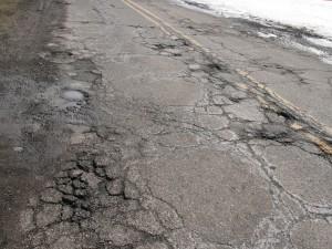 1 in 3 Local Roads in SE Wisconsin Need Immediate Repair
