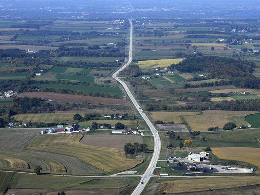 Image Credit: Fond du Lac Reporter https://www.fdlreporter.com/story/news/local/2014/09/11/wisconsin-stop-building-bigger-highways/15474437/