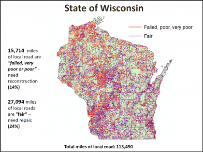 Wisconsin's Local Road Crisis