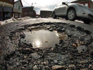 State should budget more for local roads