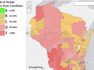 Local Road Conditions – Interactive Map