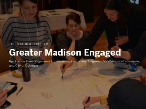 Greater Madison Engaged: Working Better Together