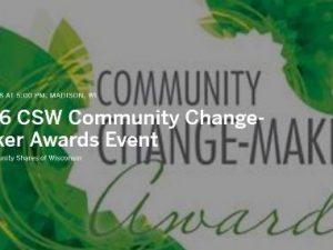 2016 Community Change-Maker Awards