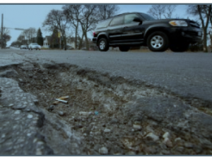 Are Things Looking Up for Local Roads?