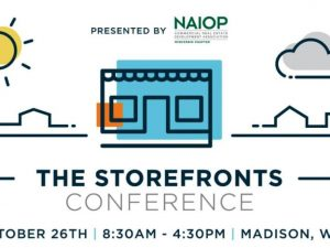 The Storefronts Conference – Oct 26