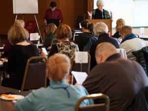 Transit leaders meet in Portage