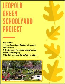 Leopold Green Schoolyard Project