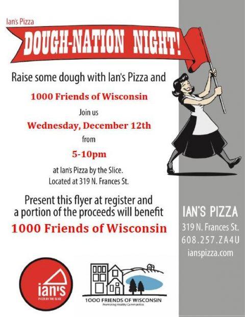 Pizza Dough-Nation Night