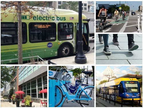 We advocate for transportation options that are clean, equitable and cost effective.