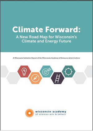 Climate Forward report cover