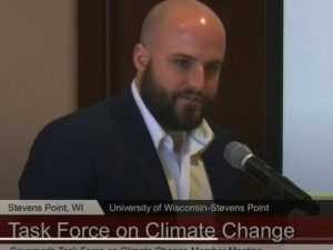 Transportation Solutions to Climate Change: Presentation for Gov. Task Force on Climate Change