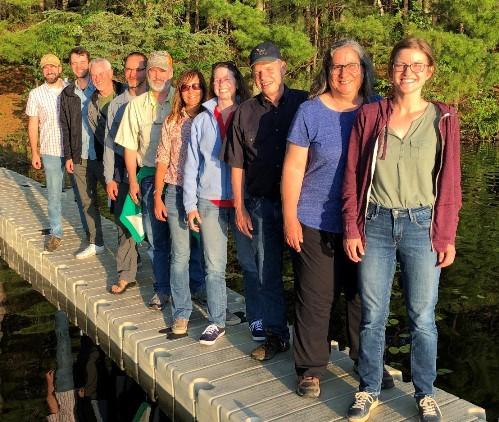 DNR Urban Forestry staff
