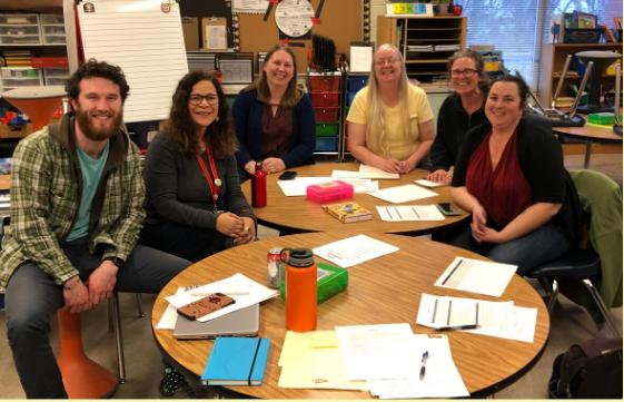 Green Schoolyard Project Committee Meeting