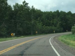 Road in Bayfield