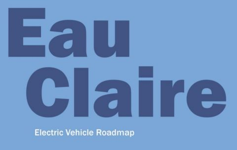 Eau Claire Electric Vehicle Roadmap Cover